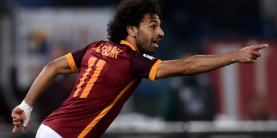 """Mohamed Salah  """"le Magnifique""""  dixit Luciano Spalletti (AS Roma)"""