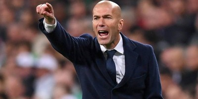Deuxième LDC  en deux ans  pour l'entraîneur Zinedine Zidane