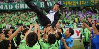 Jeonbuk, Corée du Sud, champion 2016