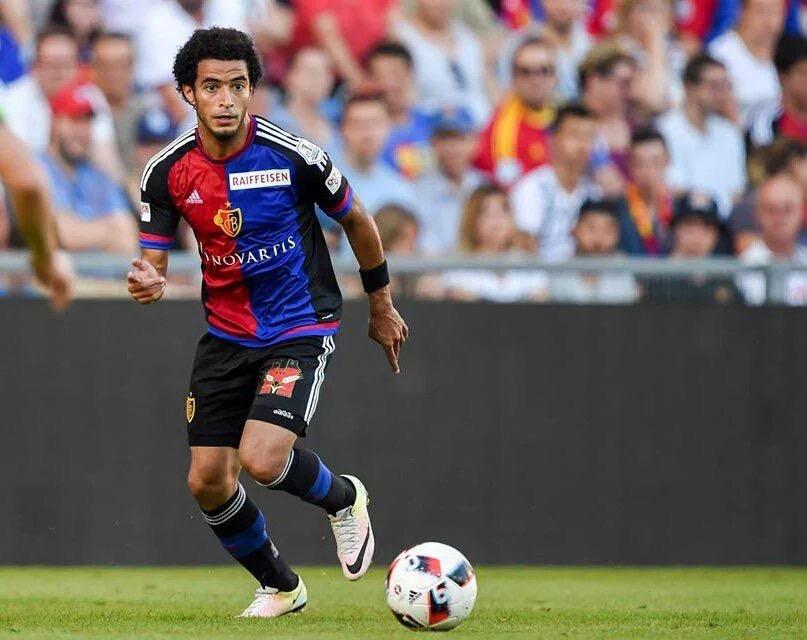Omar Gaber, FC Bâle