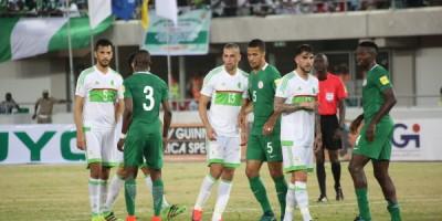 Algérie - Nigeria  (Mondial 2018)