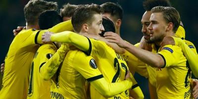 Borussia-Dortmund-v-Tottenham