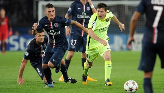 LDC Europe:  le Paris SG  a (encore) tiré le Barça