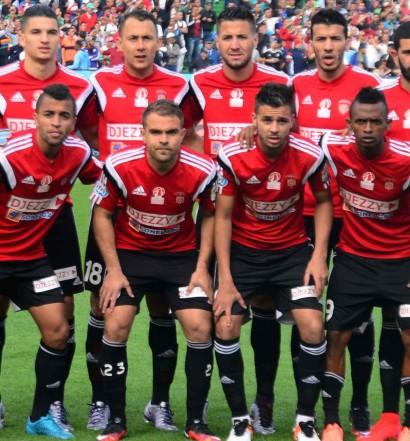 USM Alger  en LDC (photo lagazettedufennec)