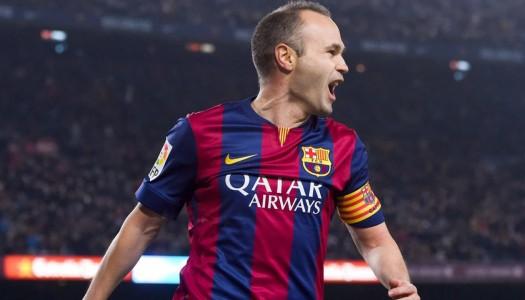 Classico :  Monsieur Iniesta (a failli) libérer le  Barça