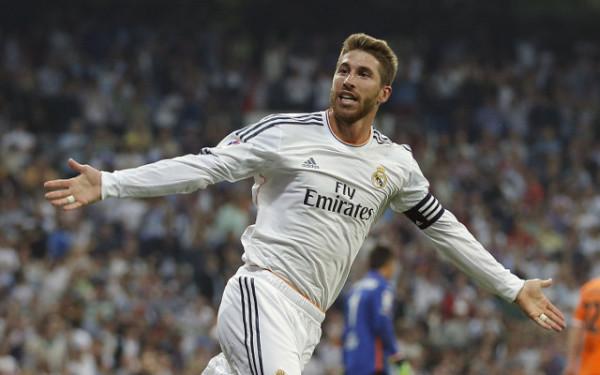 Sergio Ramos auteur de la grosse faute sur Salah