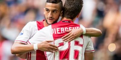 Hakim Ziyech, Ajax Amsterdam