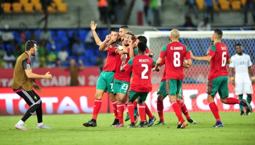 CAN 2017: Maroc-Egypte, un choc nord-africain