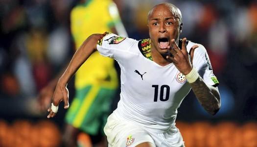 Ghana- Ouganda (1-0):  Les Black Stars partent du bon pied