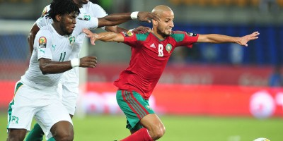 La belle aventure continue pour le Maroc d'Al Ahmadi (Photo Cafonline)