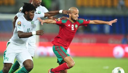 Côte d'Ivoire-Maroc (0-1):Les Lions  enterrent les Eléphants