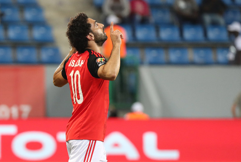 Mohamed Salah (CAN 2017, photo caf.com)