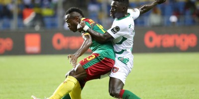 Cameroun - Guinée Bissau (2-1), photo cafonline