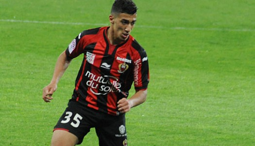 Nice: Benrahma espère se relancer au GFC Ajaccio