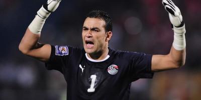 Essam El Hadary, 44 ans, et des réflexes toujours extraordinaires
