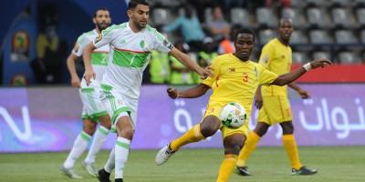 Algérie - Zimbabwe (2-2), photo cafonline.com