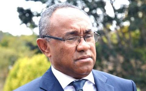 CAF : Ahmad Ahmad veut «déloger » Hayatou
