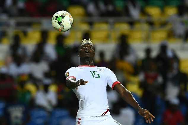 Aristide Bance (Burkina Faso) photo cafonline