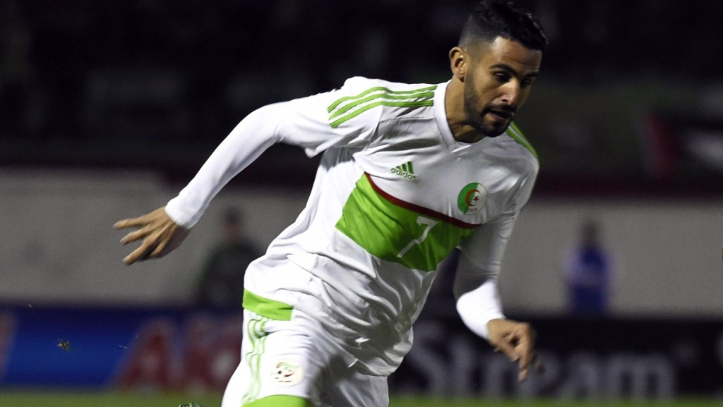 Riyad Mahrez  promu capitaine  ( photo cafonline.com )