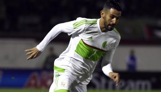 Leicester: le conseil de Madjer à Mahrez