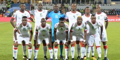 Le Burkina Faso a maté la Tunisie (2-0)