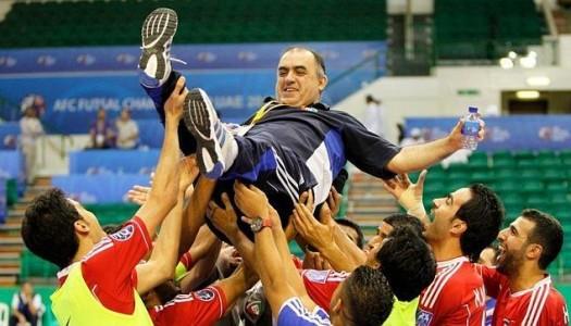 Koweit Futsal  :Fonseca peste contre la sanction de la FIFA