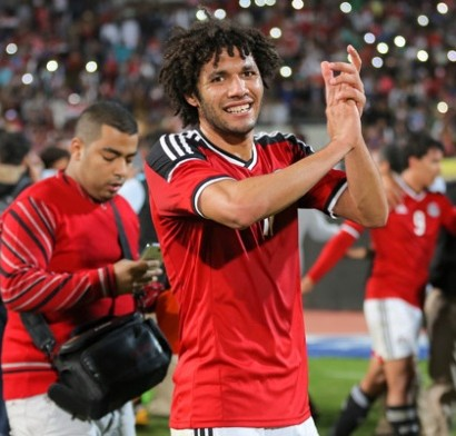 Mohamed Elneny (photo cafonline)