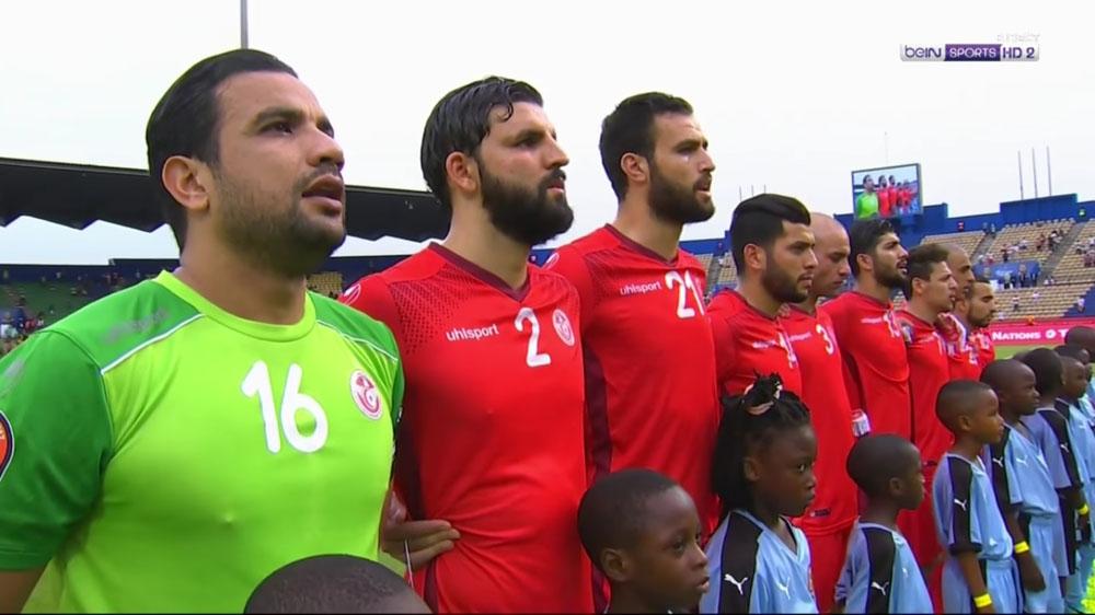 Tunisie - Zimbabwe