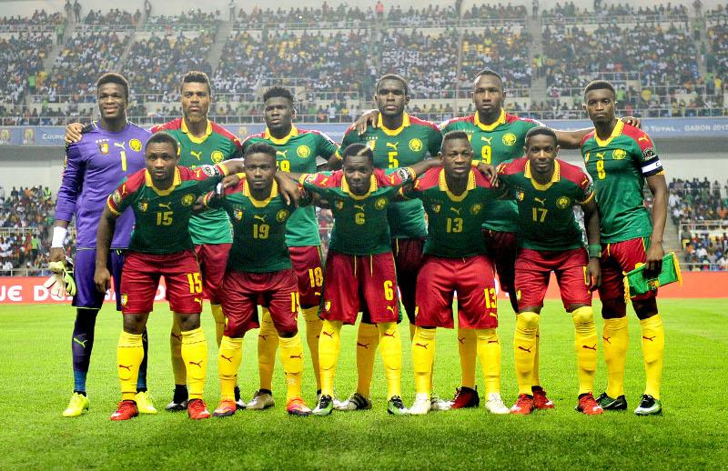 Le Cameroun, champion d'Afrique 2017 sous la direction de Hugo Broos   (photo cafonline)