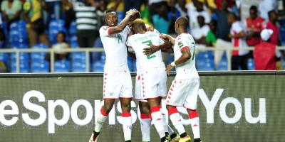 Burkina Faso - Egypte (1-1, 3 tab à 4) Photo cafonline