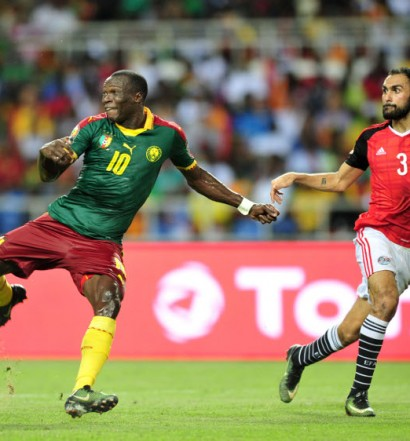 Cameroun - Egypte (2-1) photo Cafonline