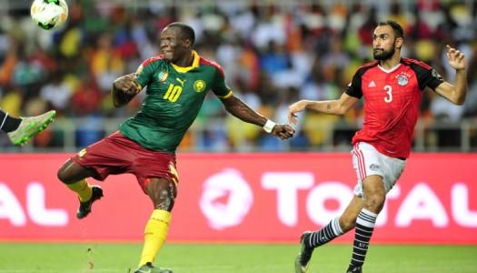 Cameroun-Egypte (2-1): les Pharaons échouent au port