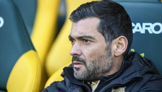 FC Nantes: Kita flatte l'ego de Sergio Conceição