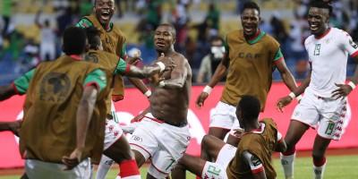 Burkina Faso, CAN 2017