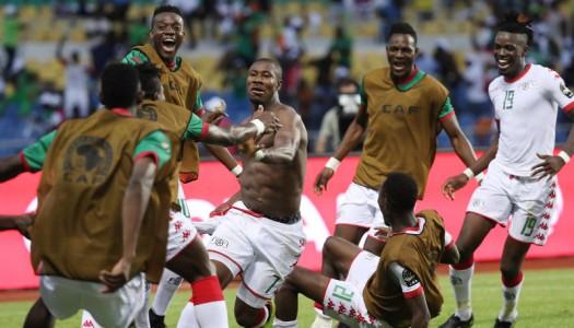 CAN 2017: Les Etalons du Burkina sur le podium