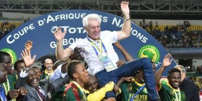 Hugo Broos,la fête s' était mal terminée avec le Cameroun