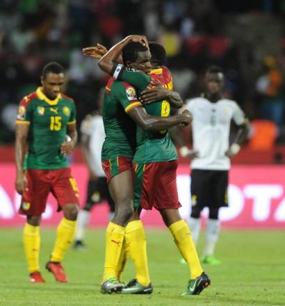 Cameroun - Ghana (2-0), photo cafonline