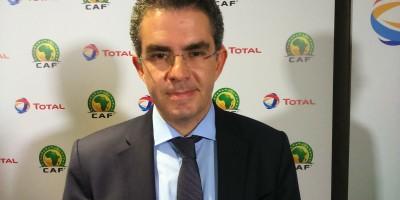 Hicham el-Amrani, directeur général du comité de candidature du Maroc