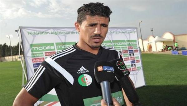 Grâce à  Djamel Belmadi, Baghdad Bounedjah a enfin sa chance chez les  Fennecs