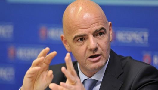 FIFA:   Infantino clone de Blatter ?