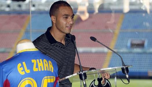 C.D Leganés:  Nabil El Zhar arrive de Las Palmas