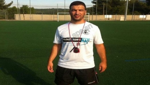 Djilali Bahloul signe à Al Nahda Dammam