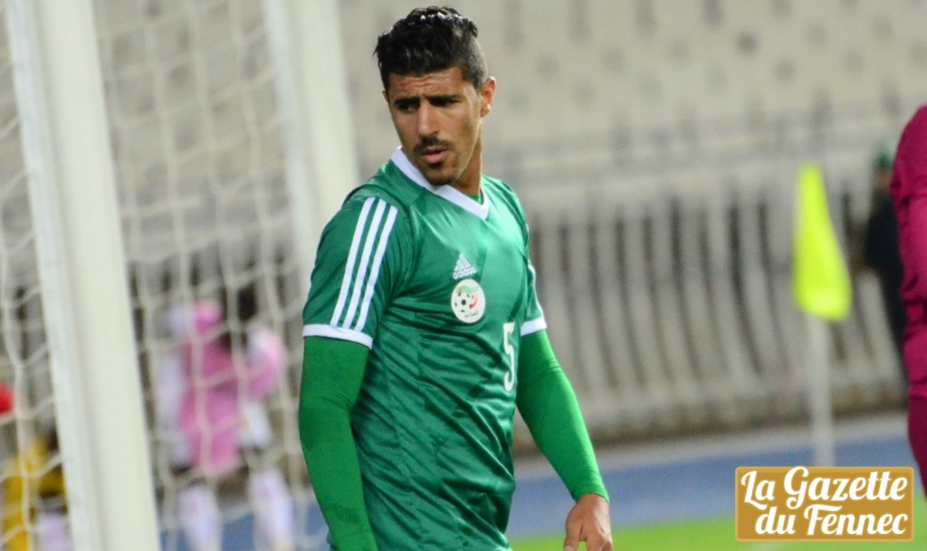Baghdad Bounedjah  (photo lagazettedufennec.com)