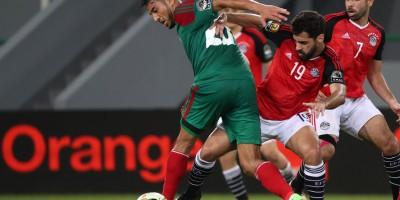 Egypte, Maroc, Algérie, Tunisie, Libye, c'est 17 finales