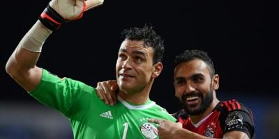 Essam El-Hadary finaliste de la CAN 2017