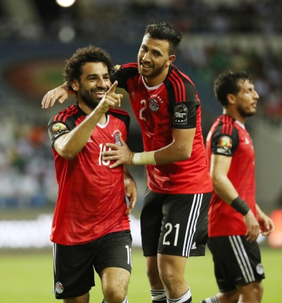 Mohamed Salah et l'Egypte,   (Photo cafonline)