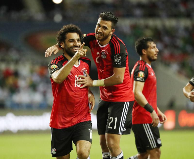 Mohamed Salah pourra-t-il aider   l'Egypte a faire une grande Coupe du monde    (Photo cafonline)