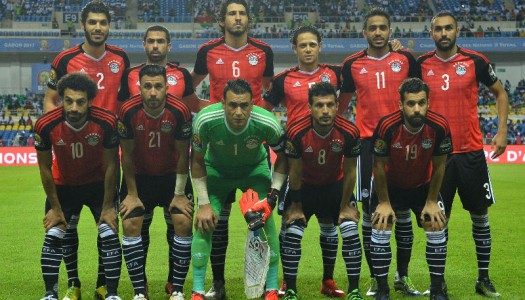 Bilans 2017 : France Football consacre l' Egypte