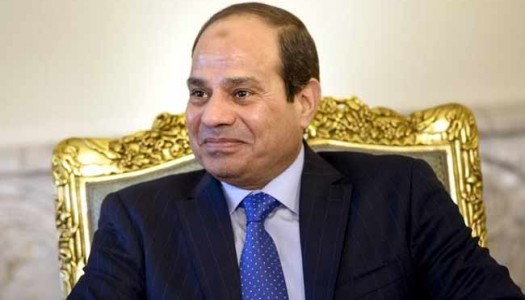 Egypte :  El Sisi honore les Pharaons