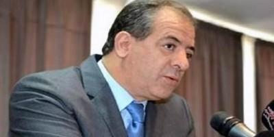 El Hadi Ould Ali, ministre de la Jeunesse et des Sports, Algérie